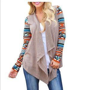 Jackets & Blazers - Women's Boho Cardigan